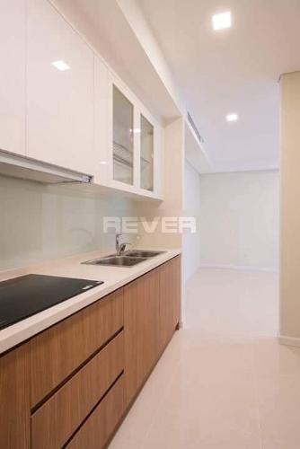 Phòng bếp căn hộ River Park Căn hộ chung cư River Park view tầng cao thoáng mát, đầy đủ tiện nghi.