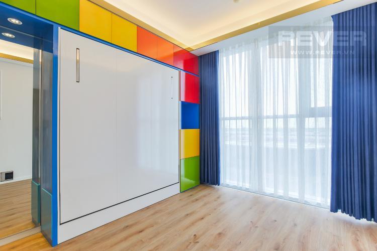 Phòng Ngủ 2 Cho thuê căn hộ Sarina Condominium 3PN, tầng thấp, đầy đủ nội thất, hướng Đông Nam đón gió