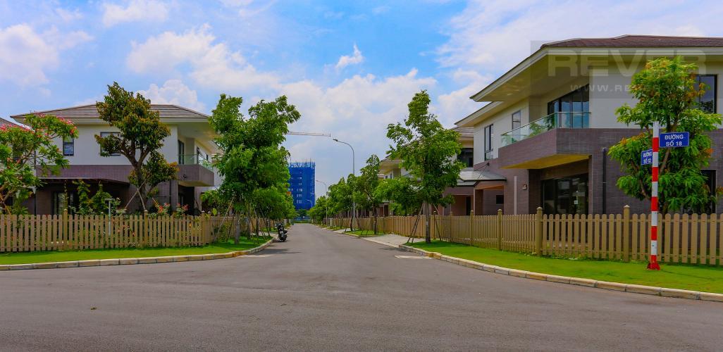 Lối Đi 2 Biệt thự 5 phòng ngủ dự án Valora Kikyo diện tích 290m2