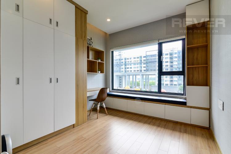Phòng Ngủ 3 Cho thuê căn hộ New City 60m2 3PN 2WC, view nội khu, nội thất tiện nghi