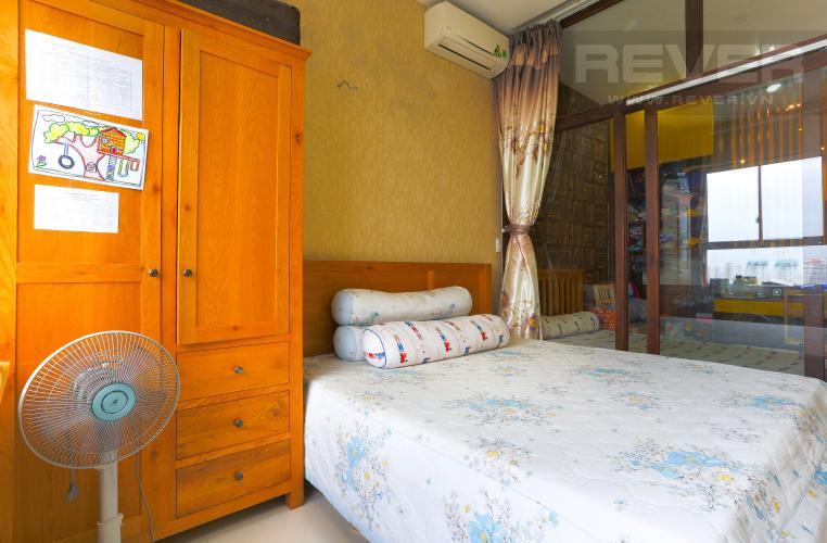 Phòng Ngủ Cho thuê căn hộ Lexington Residence tầng cao, 2PN, nội thất đầy đủ, thiết kế đẹp