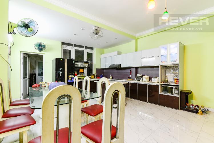 Nhà Bếp Nhà phố 6 phòng ngủ hẻm 12 đường Cù Lao Quận Phú Nhuận