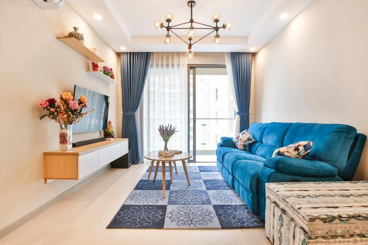 Căn hộ The Gold View 3 phòng ngủ tầng cao A1 đầy đủ nội thất