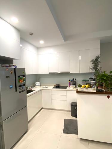 Nhà bếp căn hộ The Gold View Căn hộ The Gold View quận 4, nội thất đầy đủ view thoáng mát