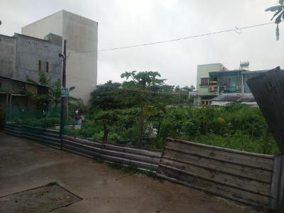 Bán đất hẻm Huỳnh Tấn Phát, TT. Nhà Bè, sổ hồng chính chủ, cách cầu Phú Xuân khoảng 1.2km