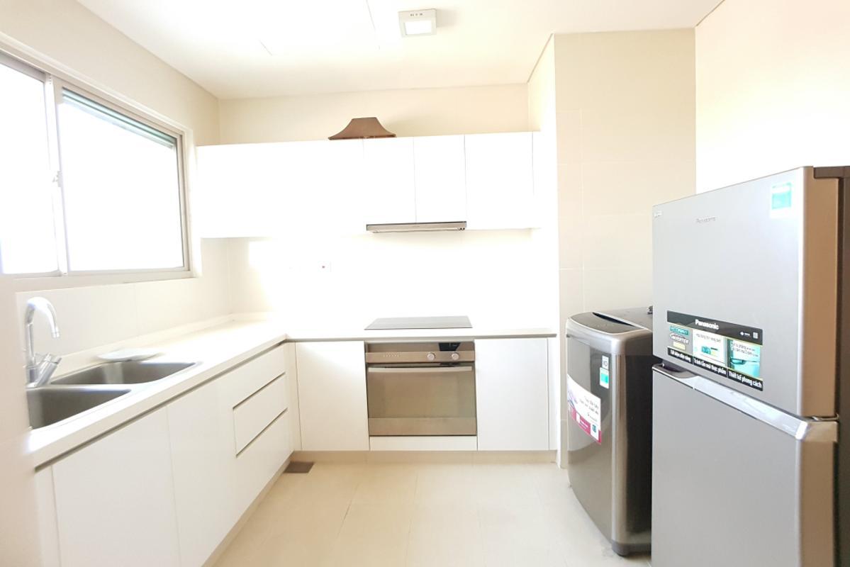 Kitchen Bán hoặc cho thuê căn hộ The Vista An Phú 2PN, tháp T4, đầy đủ nội thất, view sông thoáng mát