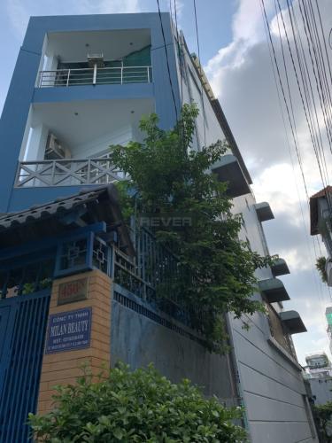 Bán nhà phố 3 tầng đường hẻm Bùi Đình Tuý