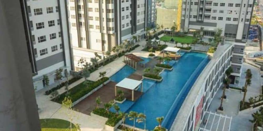 Hồ bơi căn hộ Sunrise City Căn hộ Sunrise City nội thất đầy đủ tiện nghi, thiết kế hiện đại.