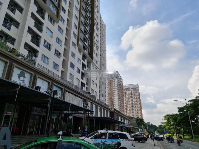 Tiện ích The Park Residence, Nhà Bè Căn hộ The Park Residence tầng cao, view thành phố sầm uất.
