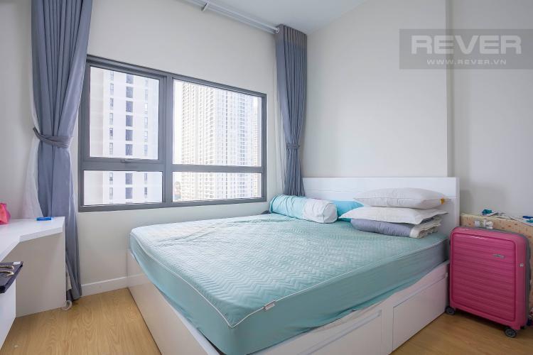 Phòng Ngủ Căn hộ Masteri Thảo Điền 2 phòng ngủ tầng trung T1 hướng Đông Nam