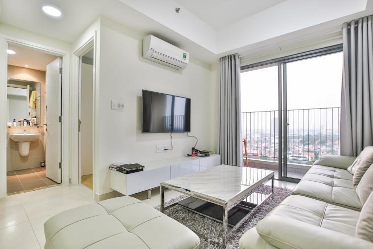 Căn hộ Masteri Thảo Điền 2 phòng ngủ T3 view sông và khu Thảo Điền