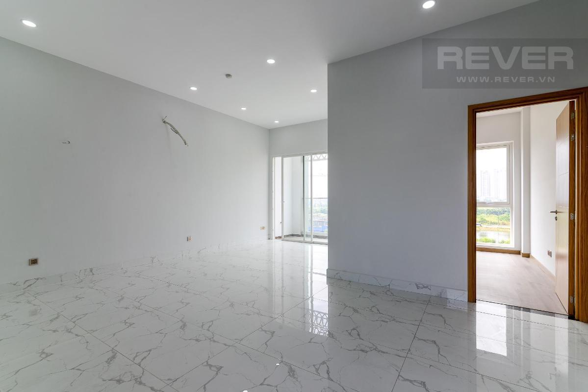 PK2 Cho thuê căn hộ Thủ Thiêm Lakeview 3PN, diện tích 120m2, nội thất cơ bản, view Landmark 81