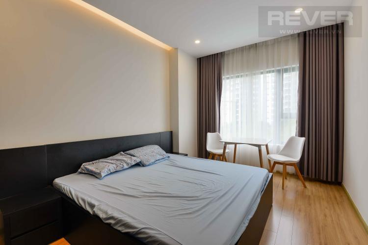 Phòng Ngủ Cho thuê căn hộ New City Thủ Thiêm 1PN, tháp Bali, tầng thấp, đầy đủ nội thất