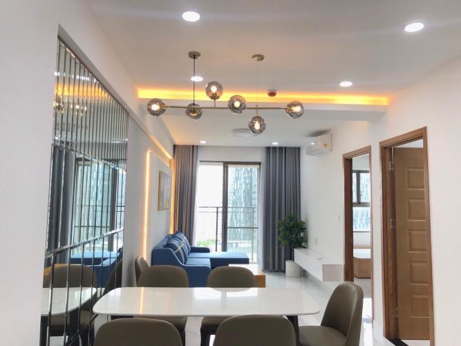 Bán căn hộ Saigon South Residence tầng trung, diện tích 75.99m2, ban công hướng Tây