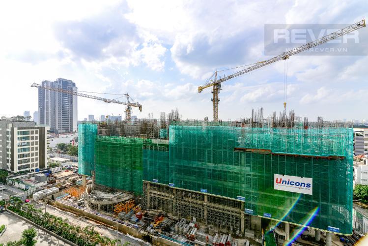View Bán căn hộ Masteri An Phú 2PN, tầng trung, tháp B, nội thất cơ bản