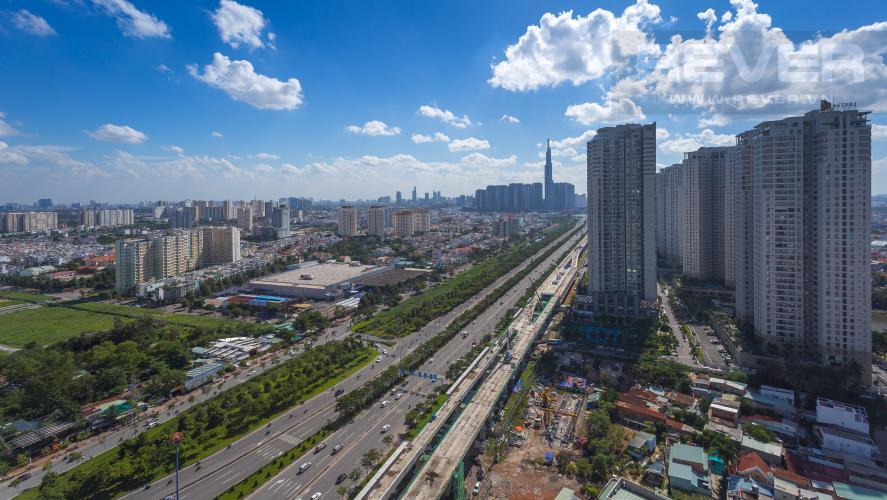 View Cho thuê căn hộ Madison Gateway Thảo Điền tầng cao, 1PN, đầy đủ nội thất