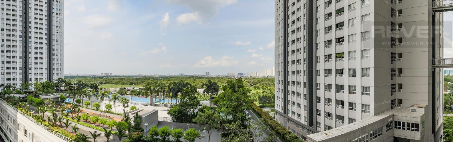 View Cho thuê căn hộ Lexington Residence 2PN, tháp LB, đầy đủ nội thất, view Quận 2 xanh mát