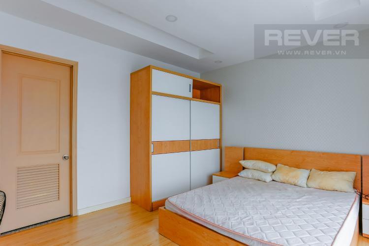 Phòng Ngủ 1 Căn hộ Dragon Hill Residence and Suites 2 phòng ngủ tầng cao tháp B nội thất có sẵn
