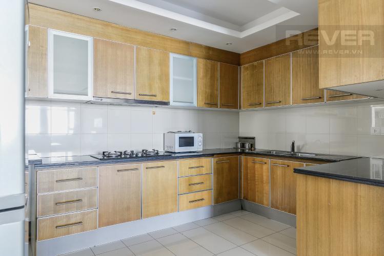 Nhà Bếp Căn hộ Sài Gòn Pearl 3 phòng ngủ tầng cao Saphire nội thất đầy đủ