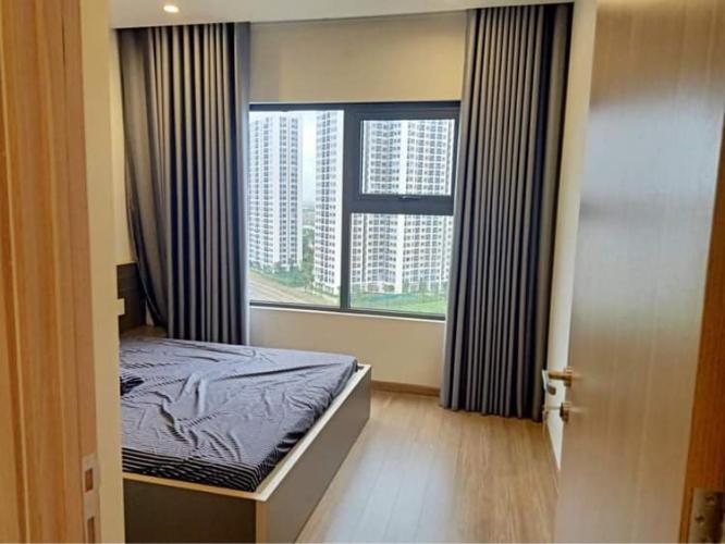 Phòng ngủ Vinhomes Grand Park Quận 9 Căn hộ Vinhomes Grand Park tầng cao, bàn giao nội thất sang trọng.