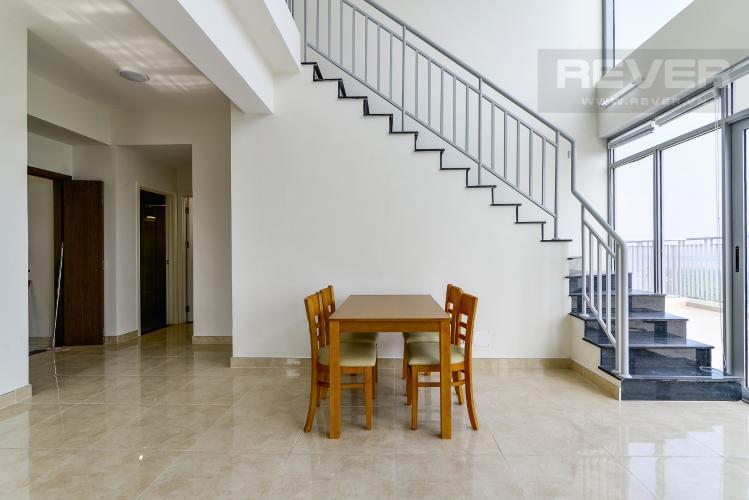 Phòng Ăn Căn duplex Lux Garden 3PN, nội thất đầy đủ