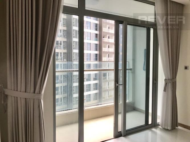 Phòng Khách Bán căn hộ Vinhomes Central Park 2PN, tháp Park 1, nội thất cơ bản, view công viên và mé sông