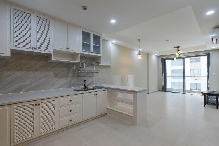 Cho thuê căn hộ The Gold View tầng thấp, 2PN, tiện ích đa dạng