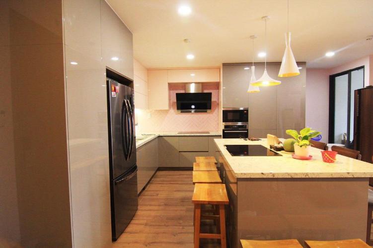 Cho Thuê căn hộ tầng thấp Centana Thủ Thiêm đầy đủ nội thất, view hồ bơi.