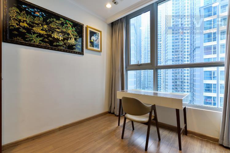 Phòng Làm Việc Bán căn hộ Vinhomes Central Park 4PN, tháp The Central 2, đầy đủ nội thất, view hồ bơi
