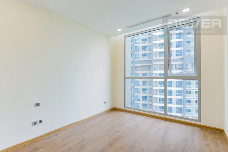Phòng Ngủ 2 Căn hộ Vinhomes Central Park tầng cao Park 2 mới bàn giao, chưa ở