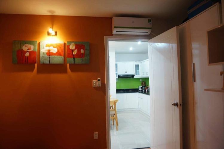 Phòng tắm cao ốc Thịnh Vượng Bán căn hộ cao ốc Thịnh Vượng, nội thất cơ bản, dọn vào ở ngay.