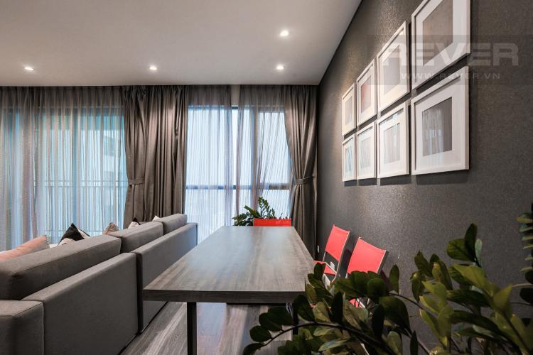 Phòng Ăn Căn hộ Riviera Point tầng cao 2PN thiết kế đẹp, đầy đủ nội thất