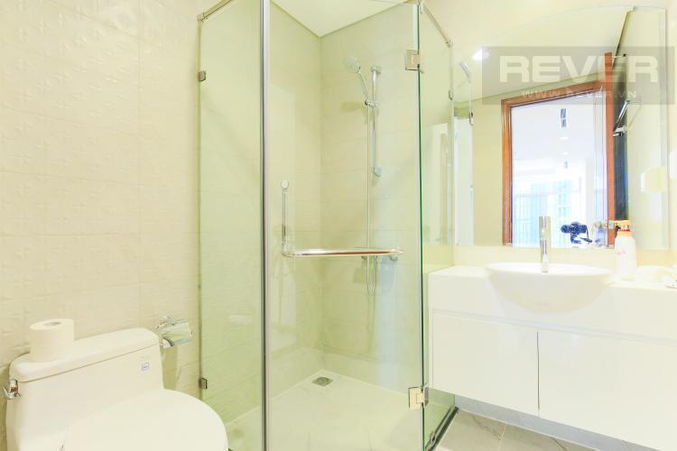 Phòng Tắm 1 Căn hộ Vinhomes Central Park tầng cao, Landmark 1, 3PN, view sông