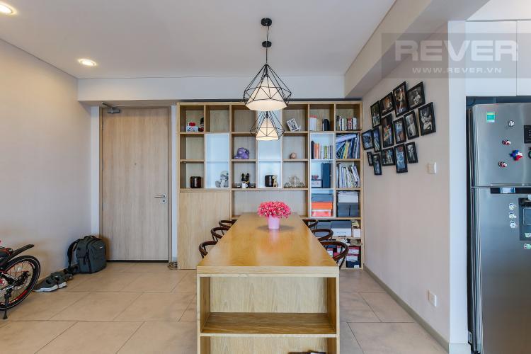 Bàn Ăn Căn hộ The View Riviera Point 2 phòng ngủ tầng cao T5 nội thất đầy đủ