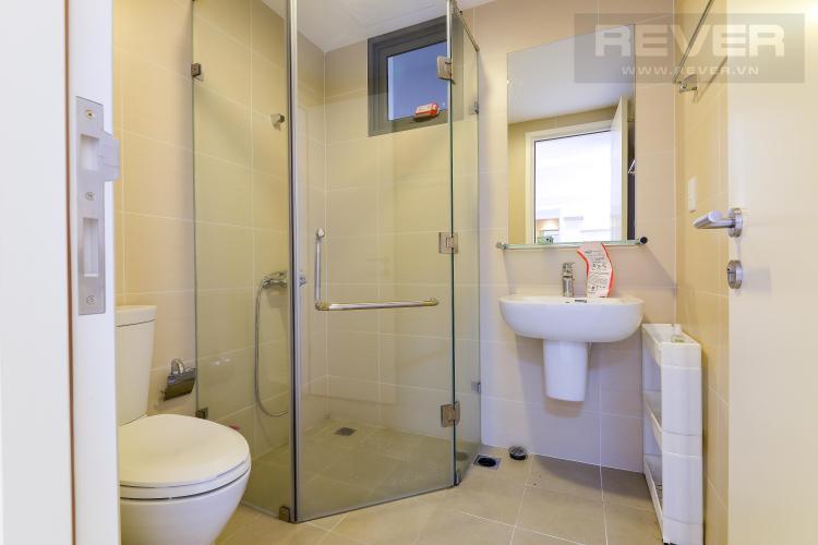 Toilet 2 Căn hộ Masteri Thảo Điền tầng trung, tháp T5, 2PN đầy đủ nội thất, view hồ bơi