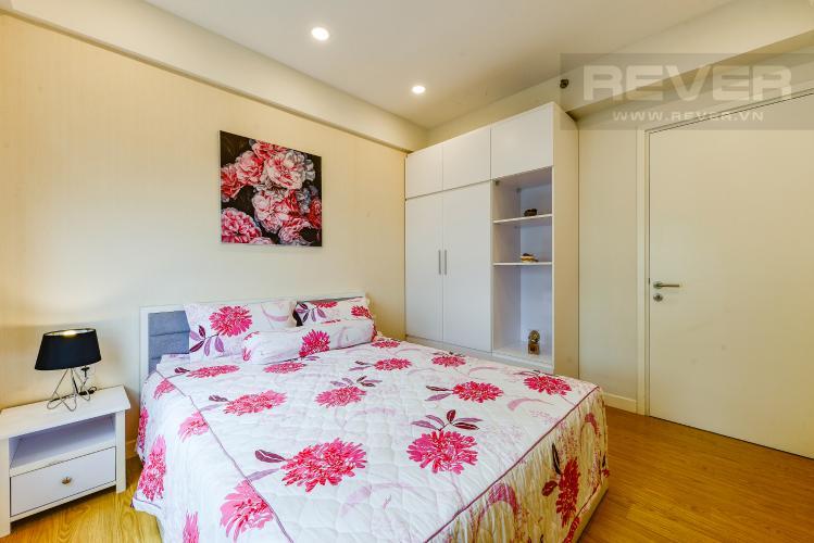 Phòng ngủ 1 Cho thuê căn hộ Masteri Thảo Điền tầng cao, 2PN đầy đủ nội thất