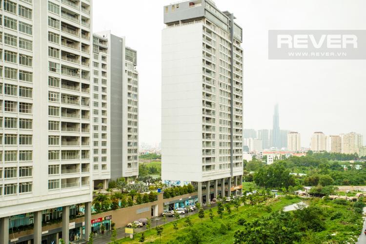 View Bán căn hộ Lexington Residence 2PN, tháp LA, đầy đủ nội thất, view đại lộ Mai Chí Thọ