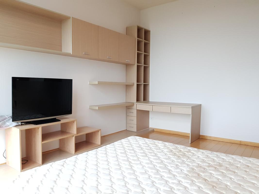 Phỏng ngủ Master Bán hoặc cho thuê căn hộ The Vista An Phú 3PN, diện tích 140m2, đầy đủ nội thất, view Xa lộ Hà Nội