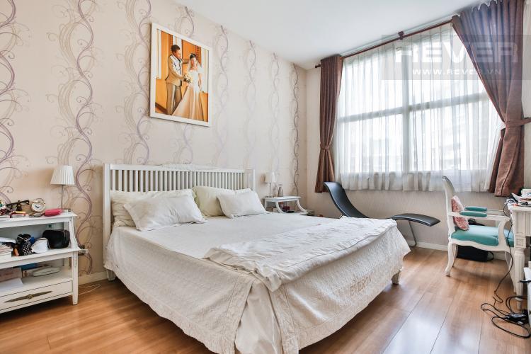 Phòng Ngủ 3 Căn hộ The Estella Residence 3 phòng ngủ, tầng cao T1, nội thất đầy đủ