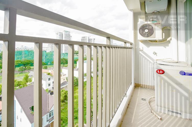 Lô Gia Bán căn hộ Sunrise Riverside 3PN, tầng thấp, diện tích 81m2, không nội thất