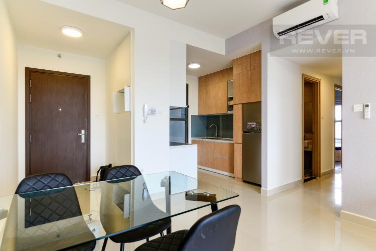 Phòng Ăn & Bếp Cho thuê căn hộ The Sun Avenue 3 phòng ngủ, tầng cao block 5, đầy đủ nội thất cao cấp