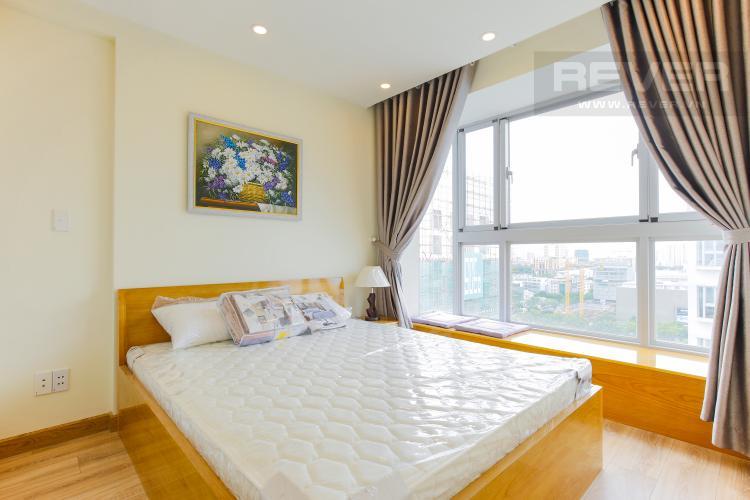 Phòng Ngủ 2 Căn hộ Scenic Valley tầng cao tháp G thiết kế hiện đại, đầy đủ tiện nghi