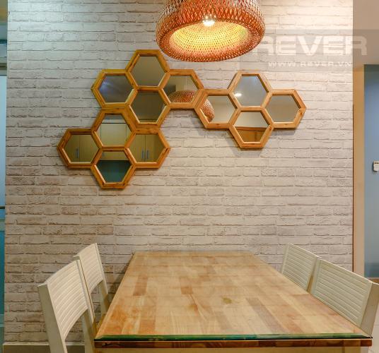 Phòng Ăn Căn hộ Him Lam Riverside 2 phòng ngủ tầng trung nội thất đầy đủ