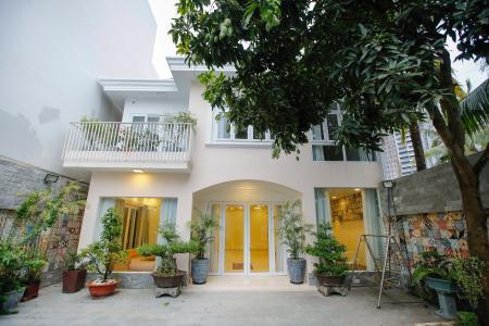 Nhà phố 5 phòng ngủ đường Nguyễn Ư Dĩ khu Villa Thảo Điền Quận 2