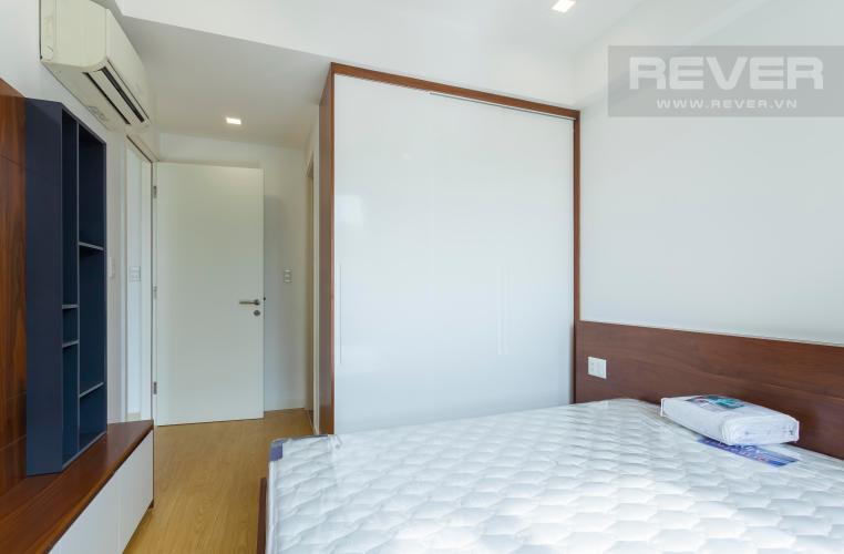 Phòng Ngủ 1 Căn hộ Masteri Thảo Điền 2 phòng ngủ tấng thấp T1, nội thất đầy đủ