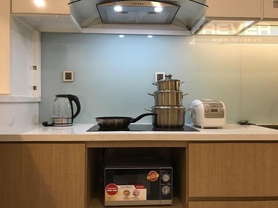 022b3b6f5c86bad8e397 Cho thuê căn hộ 1 phòng ngủ Vinhomes Central Park, tháp Park 7, đầy đủ nội thất, view sông và công viên