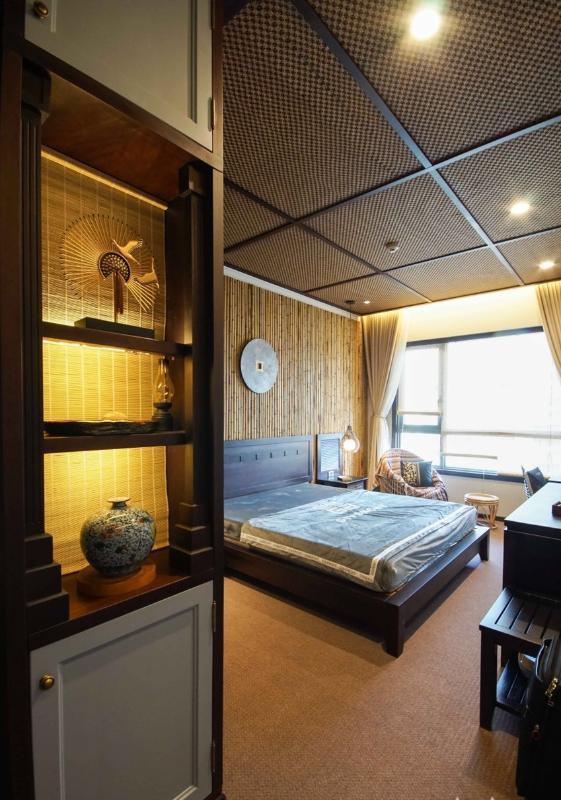 BA2205 (19) Bán căn hộ Diamond Island - Đảo Kim Cương 2PN, tháp Bahamas, đầy đủ nội thất sang trọng, view hồ bơi