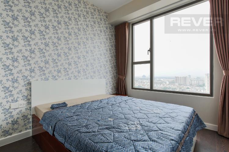 Phòng Ngủ 3 Căn hộ RiverGate Residence 3 phòng ngủ tầng cao tháp A hướng Tây Bắc
