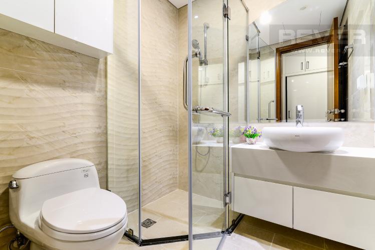 Phòng Tắm 2 Căn hộ Vinhomes Central Park 3 phòng ngủ tầng cao L6 nội thất có sẵn