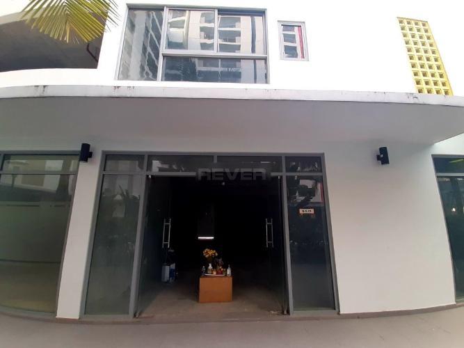 Shop-house Hausneo bàn giao thô hướng cửa Tây Nam, không nội thất.